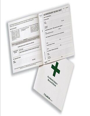£3.59 • Buy 1 X HSE Accident Injury Report Books School Office Workplace Various Types