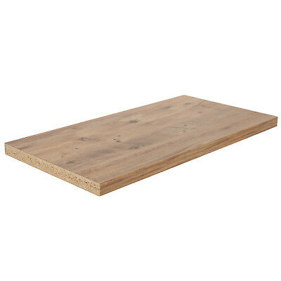 Mississippi Pine Laminate Worktop, 38mm Thick, Rustic Wood Effect Kitchen Top • 57£