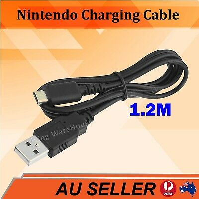 AU4.99 • Buy USB Charger Charging Power Cable Cord For Nintendo DS Lite NDSL