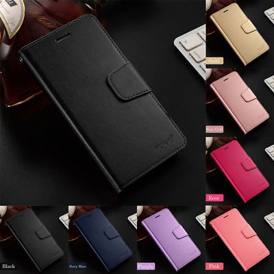 $4.89 • Buy For Xiaomi Redmi Note 8 7 4X 5 Pro Business Slim Leather Case Flip Wallet Cover