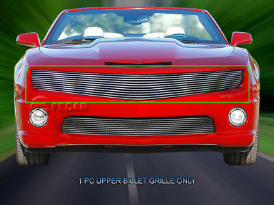 $91.05 • Buy Polishd Billet Grille Front Upper Grill For Chevy Camaro LT/LS/RS/SS 2010-2013