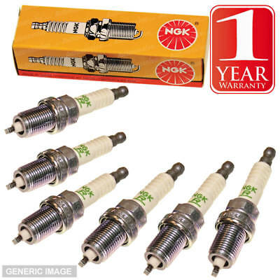 6x NGK Spark Plugs Ignition Replacement 6 Pack BPR6ES 7822 • 15.02£