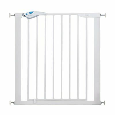 £36.44 • Buy Lindam 051298 Easy Fit Plus Deluxe Pressure Fit Safety Gate - 76-82 Cm, White