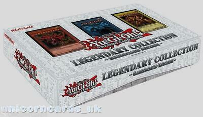 YuGiOh! Legendary Collection 1: Gameboard Edition With 3 Original God Cards • 76.89£