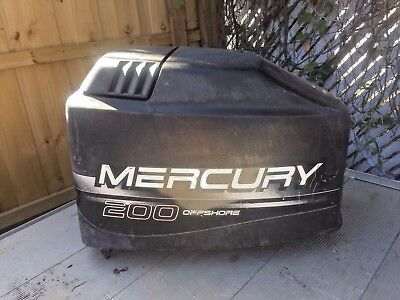 mercury outboard engine covers