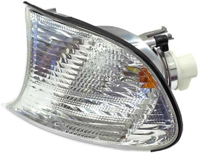 $63.24 • Buy BMW 2003 - 2006 M3 Front Driver Side Turn Signal Light With White Lens AL New