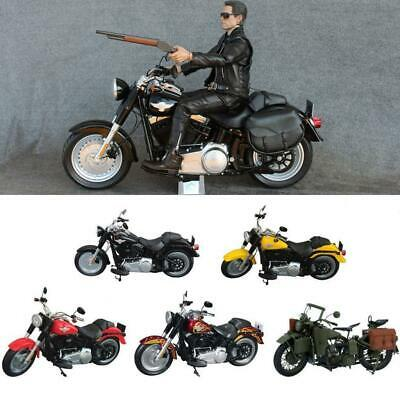 1/6th Scale Collectible Vehicle Motorcycle 12'' Action Figure Autobike Model Toy • 138.85£