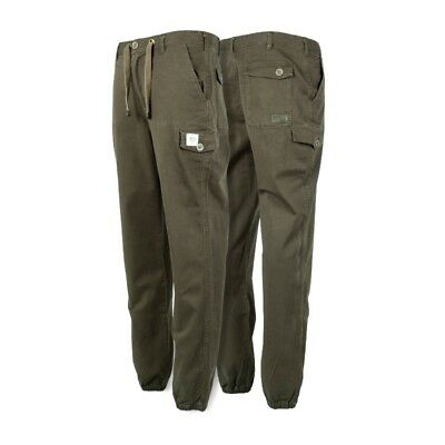 Nash Heavy Combats All Sizes Long M L Xl Xxl Xxxl Carp Fishing Men's Trousers • 47.50£