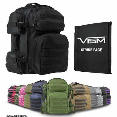 Backpack With Bulletproof Panel Insert MADE IN THE USA Level IIIA Armor • 129.99$