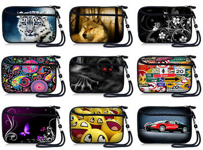AU7.99 • Buy Shockproof Hand Strap Case Bag Cover Pouch For Canon PowerShot Digital Camera