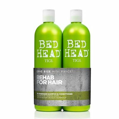 £19.67 • Buy BED HEAD By TIGI Urban Antidotes Re-energize™ Tween Duo Daily Shampoo & For Hair