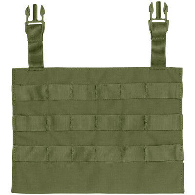 Condor VAS Modular Panel MOLLE Army Military Webbing Platform Airsoft Olive Drab • 17.95£