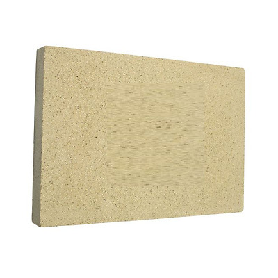 £21.99 • Buy Rear/Back Stove Brick To Suit Clearview Pioneer 400 Stove 334mm X 205mm X 30mm