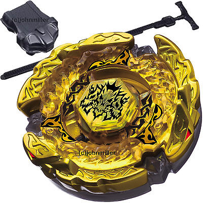 $7.66 • Buy Hades / Hell Kerbecs Metal Masters 4D Beyblade Starter Set W/ Launcher & Ripcord