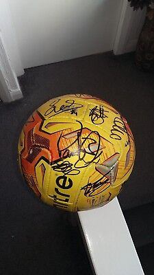 £80 • Buy Match Signed Dundee United Football
