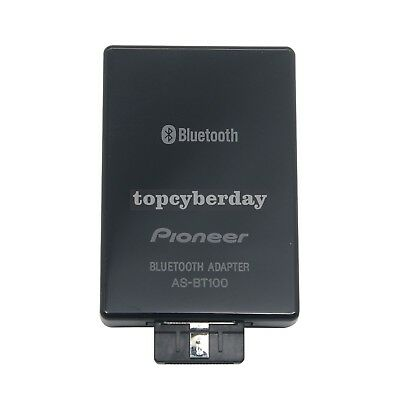 $96.99 • Buy New AS-BT100 Bluetooth Adapter Module DC12V For Pioneer Products
