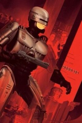 £71.82 • Buy Robocop By Kevin Tong Regular Edition Mondo Poster Print SOLD OUT