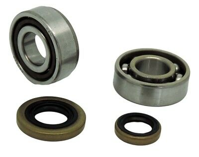 Compatible Stihl  Ms341 Ms361 Ms362 Crankshaft Bearings And Oil Seals New  • 16.98£