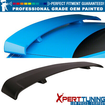 $157.77 • Buy Fits 05-09 Ford Mustang OE Style Painted ABS Trunk Spoiler - OEM Painted Color