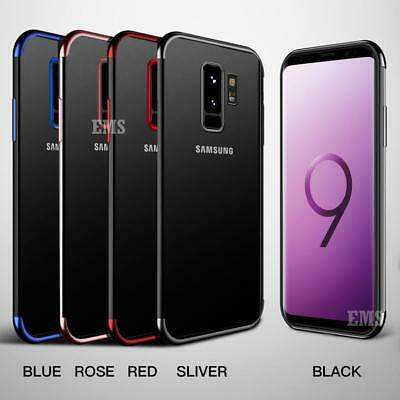 AU5.99 • Buy For Samsung Galaxy J2 Pro J8 A8 2018 S8 S9 Plus Soft Slim Shockproof Case Cover