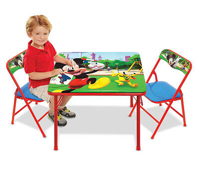£55.20 • Buy Mickey Mouse Disney Junior Mickey Mouse And The Roadster Racers Childrens Table