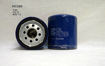 AU11.05 • Buy Wesfil  Oil Filter   WCO68 Z663 Suits HOLDEN
