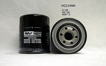 AU29.34 • Buy Nippon Max  Oil Filter   WZ313NM Z313 Suits FORD/MAZDA/