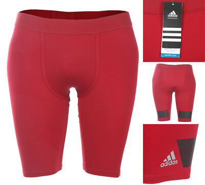 Adidas Cool ST 9  Base Layer Summer Shorts - XXL ONLY  - RRP£35 Rugby Running • 11.99£