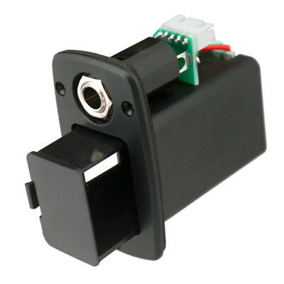 £3.85 • Buy ABS 9V Battery Holder Case Box Cover For Active Guitar Bass Pickup Accessory