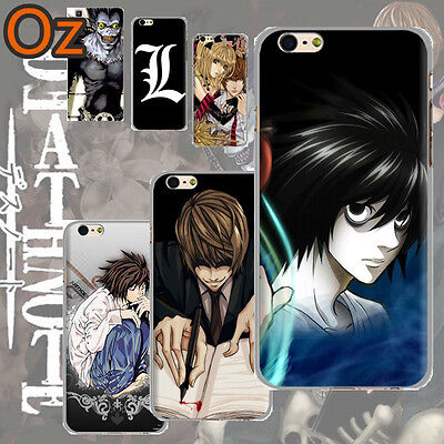 AU11 • Buy Death Note Case For Sony Xperia XA2 Ultra, Quality Cute Painted Cover WeirdLand