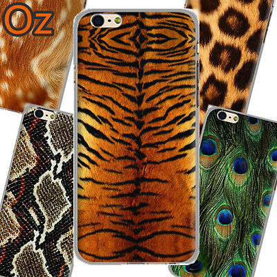 AU11 • Buy Animal Pattern Case For OnePlus 5T, Quality Design Painted Cover WeirdLand