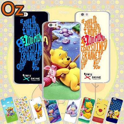 AU11 • Buy Pooh Case For OnePlus 5T, Quality Design Cute Painted Cover WeirdLand