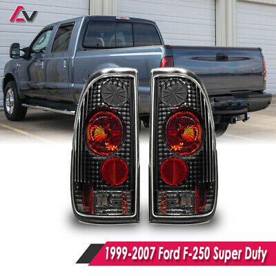 $37.10 • Buy Altezza Tail Lights Styleside For 1997-2003 Ford F-150 F-250 F-350 - Black/Clear