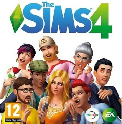 AU21.32 • Buy The Sims 4 Standard Edition Origin Key PC / Mac Activation Code Global Base Game
