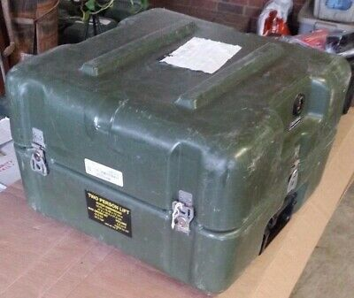 $34.99 • Buy Hardigg Water Proof Hinged Lid Military Shipping Storage Case Foam 19 X 19 X 12