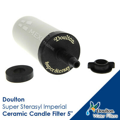 AU36 • Buy Doulton Super Sterasyl Imperial Ceramic Candle Filter 5
