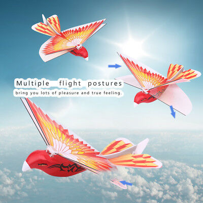 AU22.04 • Buy RC  Bird Eagle For Parrot RC Toy With Drone Controller Kids Boy Girl Gift