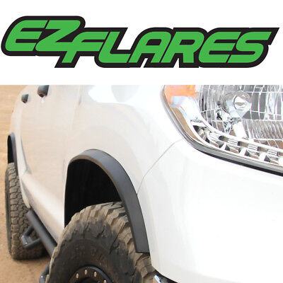 $44.96 • Buy EZ Flares Universal Flexible Rubber Fender Flares Easy Peel & Stick For TOYOTA