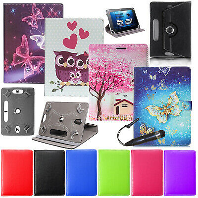 For Amazon Kindle Fire 7  8  8.9  10  Tablet Universal Leather Stand Case Cover • 4.49£