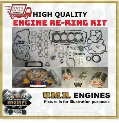 AU1200 • Buy Holden Rodeo 4JJ1TC 4JJ1-TC 3.0 Lt DIESEL 2006-2008 ENGINE RE-RING REBUILD KIT
