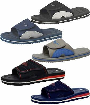 New Mens Flip Flops Beach Summer Toe Post Eva Shower Mules Sandals Surf Shoes  • 7.95£