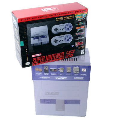$ CDN1825 • Buy Super NES Classic Edition Bundle With SNES Culturefly Collector Box