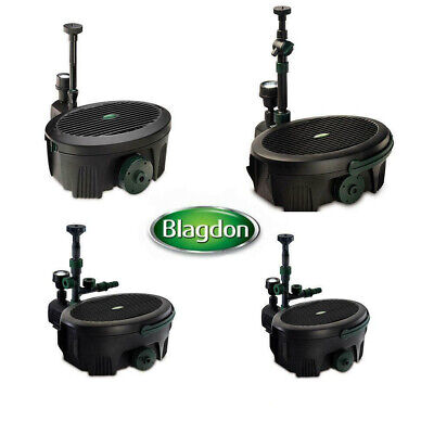 £98.95 • Buy Blagdon Inpond All In One Pond Pump Filter Uvc Led Light Submersible Fish