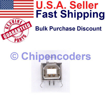 $1.49 • Buy USB Type-B Female Right Angle 4-pin PCB Connector Socket Jack