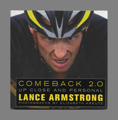 £57.45 • Buy SIGNED Comeback 2.0 By Lance Armstrong 1st/1st