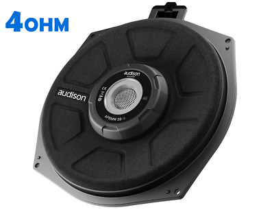 BMW Direct Fit Upgrade Subwoofer Audison Prima APBMW S8-4 Plug & Play 4 OHM • 229.99£