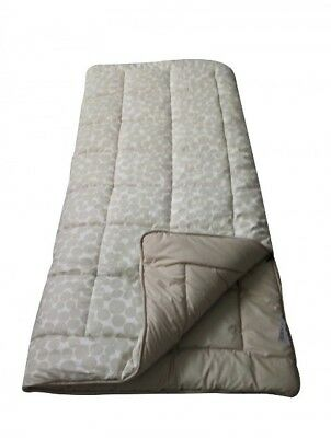 SUNNCAMP Beige And Cream Orb Super Deluxe King Size Sleeping Bag (SB1517) • 47£