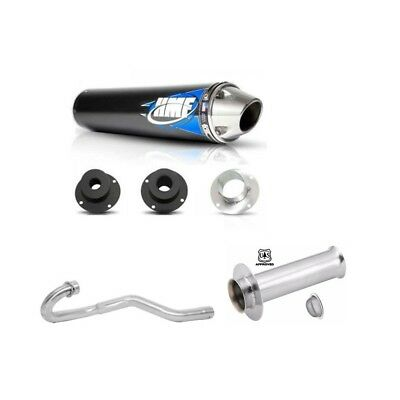 $572.35 • Buy HMF Competition Full System Round Exhaust Honda TRX 450R 2004-2005