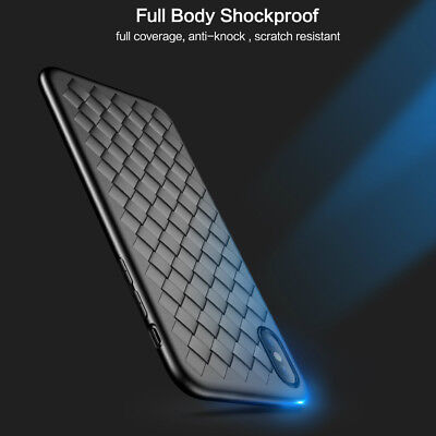 AU4.99 • Buy For Iphone 8 7 6 6s Plus Weavy Case Slim Thin Soft Gel TPU Cover