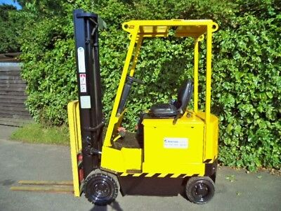 £3650 • Buy Hyster Electric Counterbalance Forklift Truck.